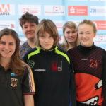 Neuendettelsauer Schwimmer zu Besuch bei internationalem Wettkampf