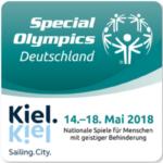 Das Sportteam Neuendettelsau bei den Special Olympics Deutschland in Kiel vom 14. – 18.5.2018