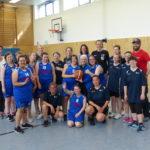 Damen Unified Freundschaftsspiel Marburg